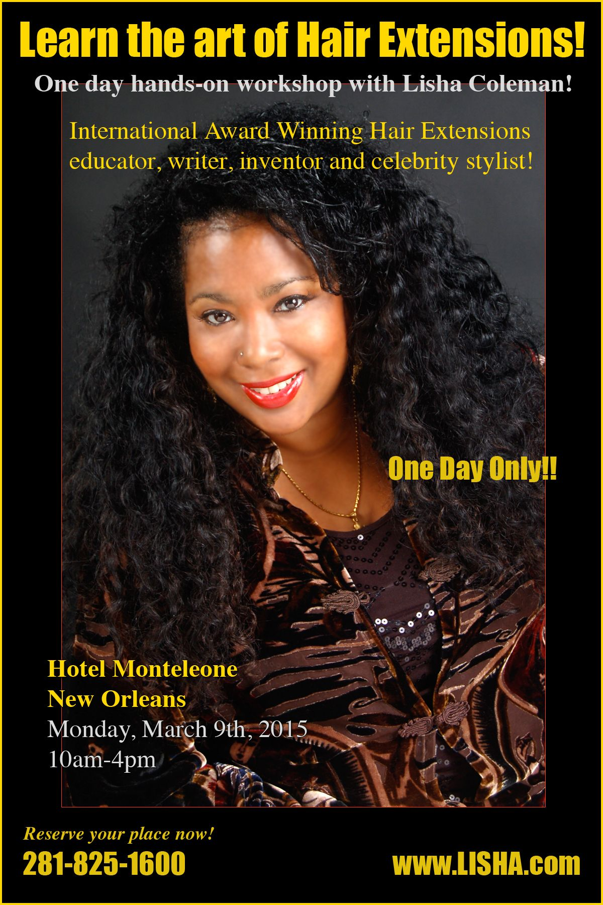Learn The Art Of Hair Extensions In New Orleans One Day Hands On