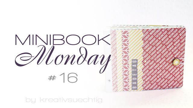 MinibookMonday #16