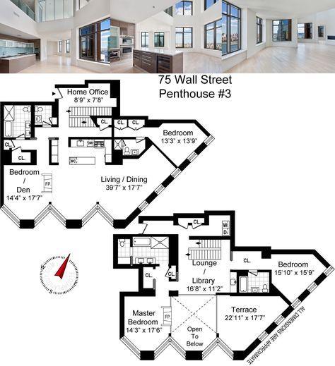 Wall Street Apartments: New York Apartments, Apartment