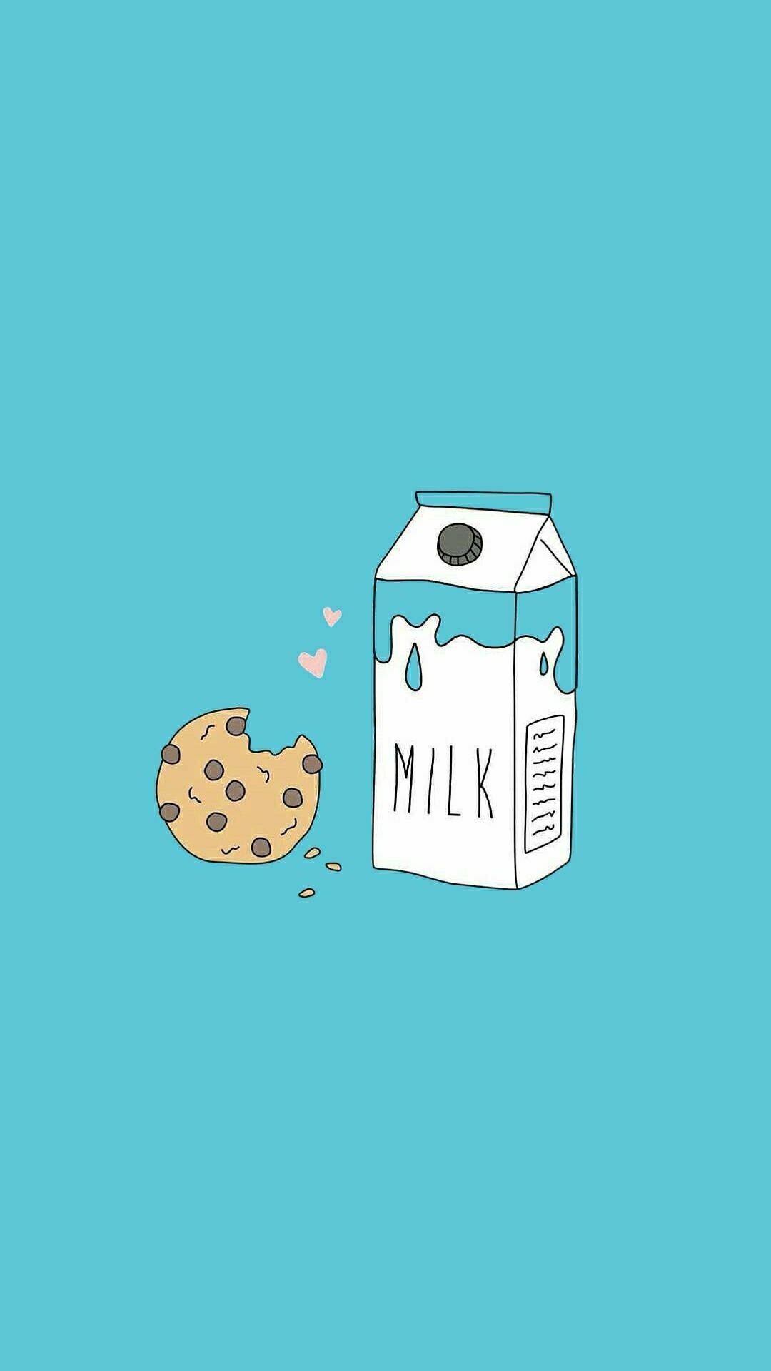 Download Cute Food Wallpapers Images For Iphone Wallpaper Hupages Cute Food Wallpaper Wallpaper Iphone Cute Cartoon Wallpaper