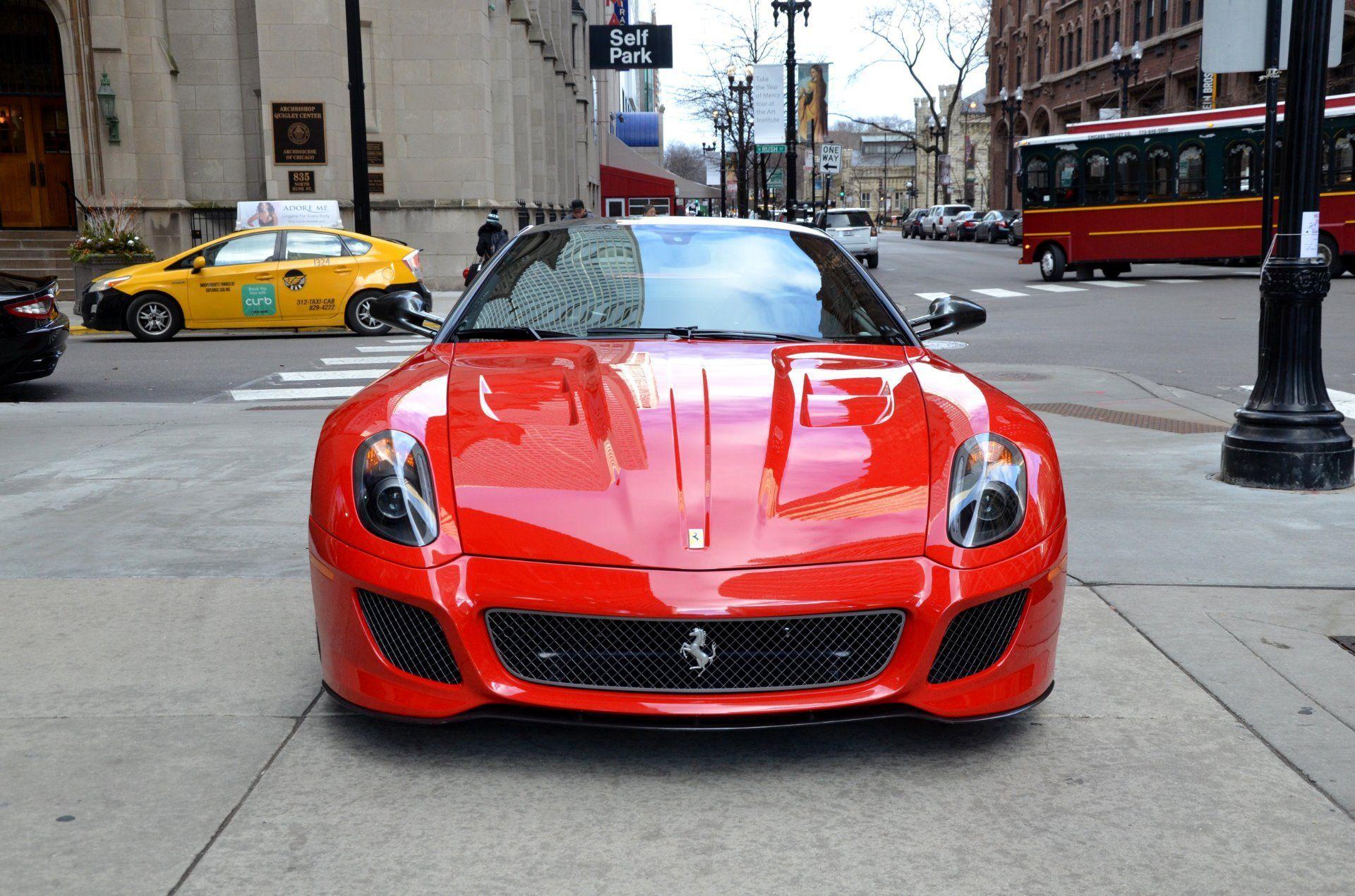 2011 ferrari 599 gto stock # gc2054 for sale near chicago, il   il