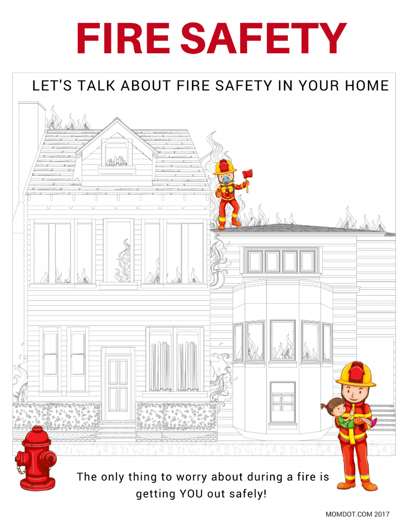 Making A Fire Safety Plan Tools Tips And Tricks  Fire Safety