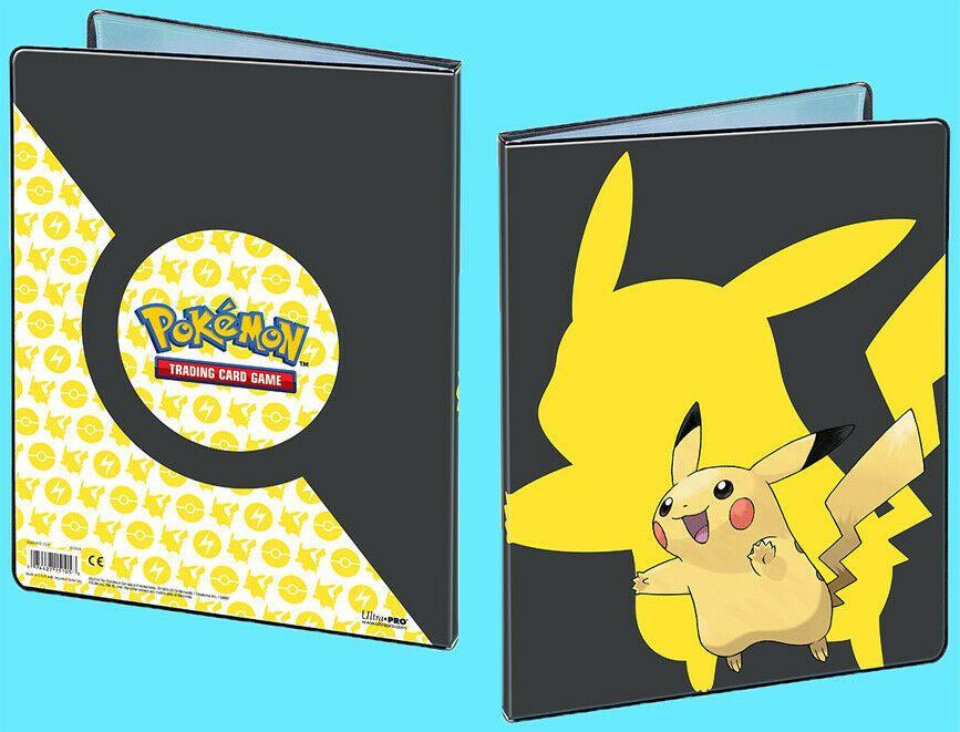 Ultra Pro 13810 Pokemon Pikachu Grey Design Standard Card Sleeves Pack Of 65
