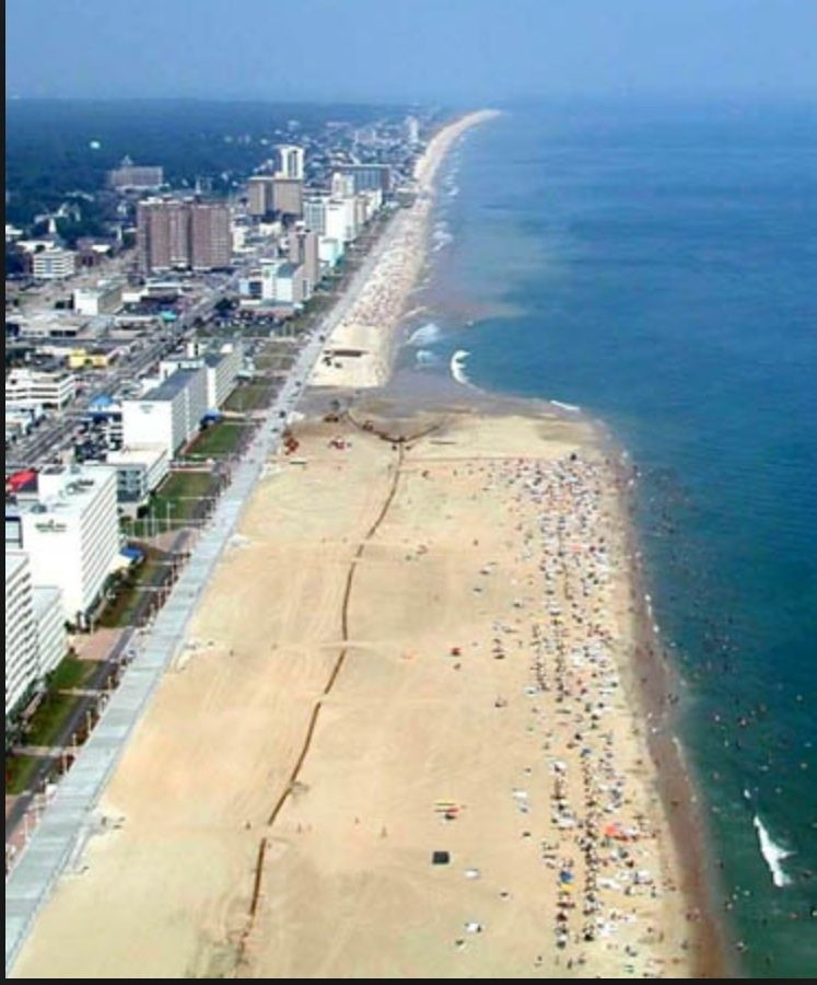 Lived in Virginia Beach | Places I've been in 2019