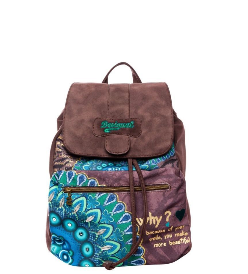 Rojas Desigual Carry Osford Backpack Online Bolas 46x5267Buy qzUpSMV