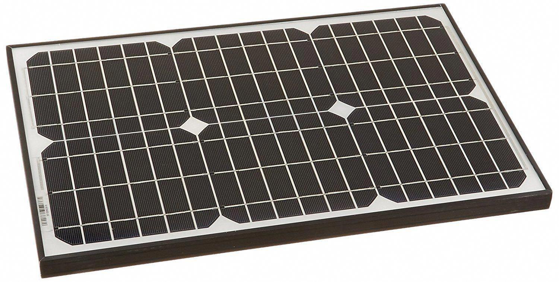 CLEARANCE SALE ALEKO 15W Monocrystalline Solar Panel 12 Volt Output