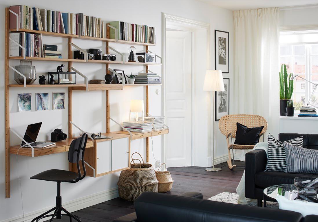 Rangements Murs Elle Décoration Design Chambre Ikea