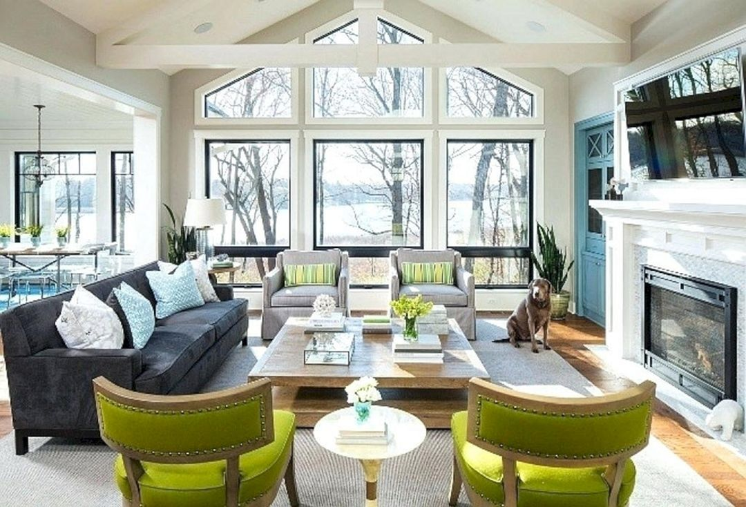 25 marvelous lake house decorating ideas you should try on lake house interior color schemes id=67833