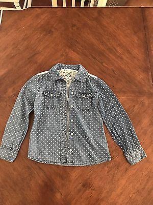P.S. from aéropostale  button up denim shirt.  Size: 5T  | eBay