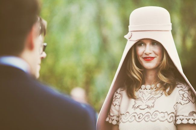 Modern Whimsical Ace Hotel Wedding  Heather + Nate  49f12fbf9a3