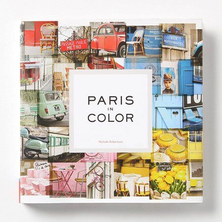 Book love: Paris in Color by Nichole Robertson