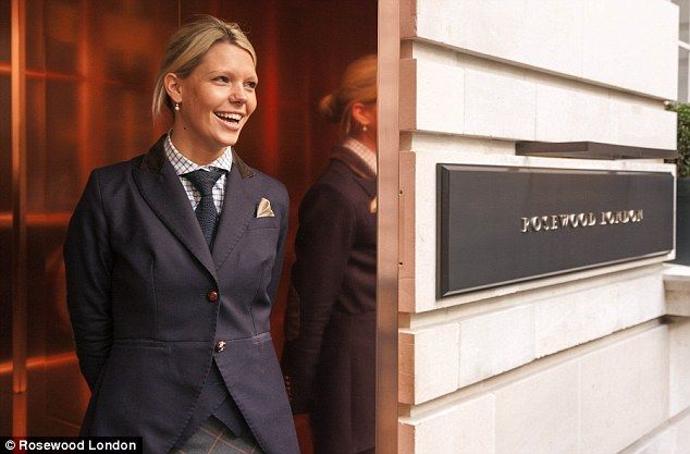 The world s most stylish hotel uniforms  f7a580a7a9