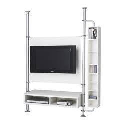 Ikea Stolmen as Media Storage
