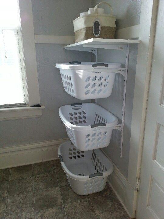 Noch einfacher #wäschesortierenideen