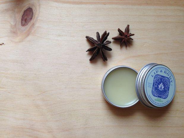 Blue Stone Botanicals Cool Peppermint Lip Body Balm Petroleum Jelly Kulit