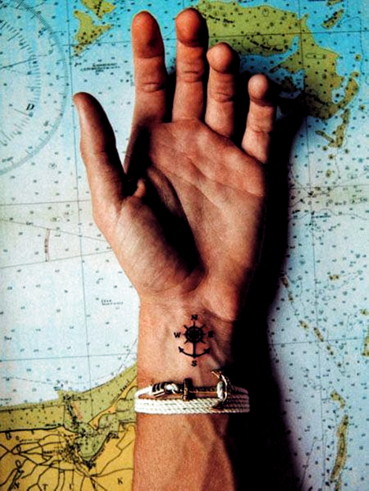 30 Stylish Small Tattoos Ideas For Men The Trend Spotter Tattoo Designs In 2020 Wrist Tattoos For Guys Small Tattoos For Guys Cool Small Tattoos