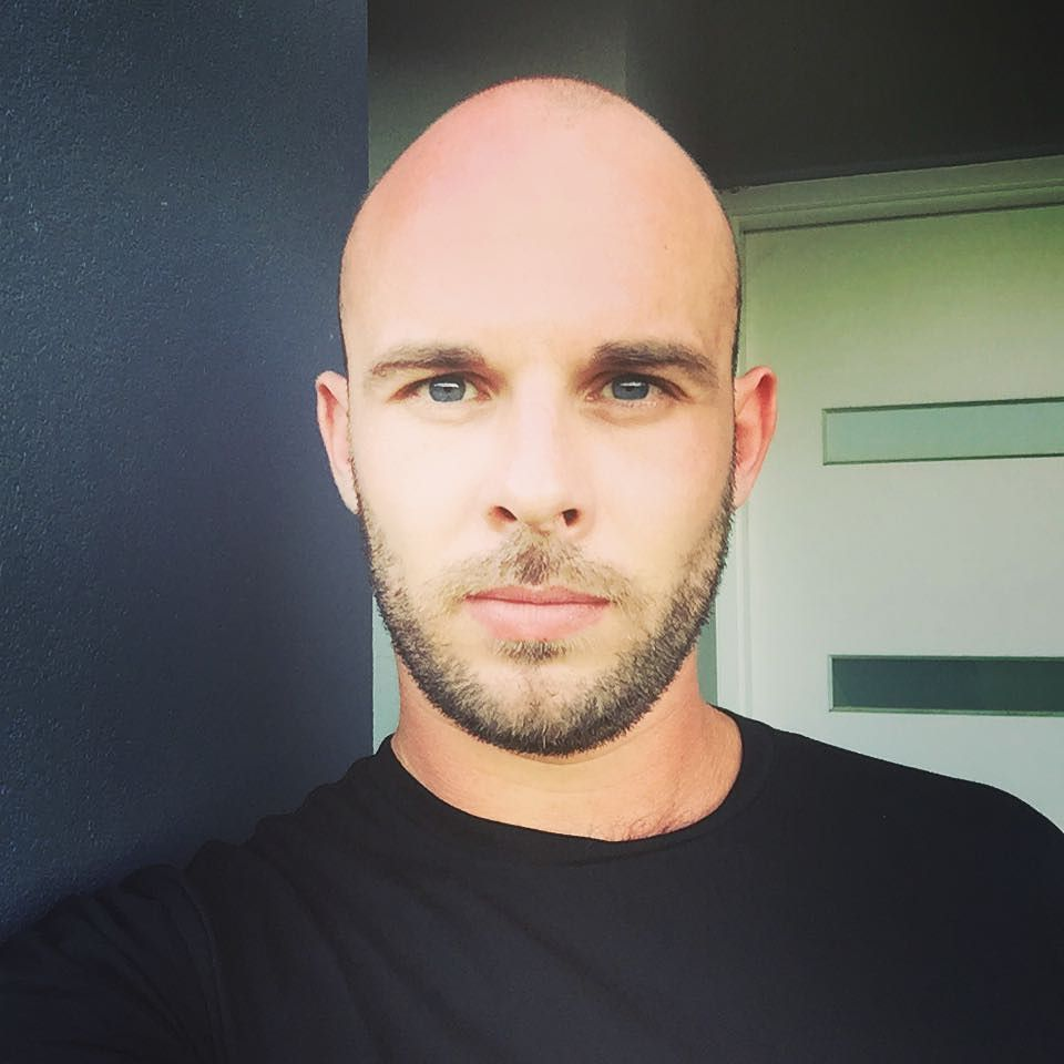 from Elliot bald beard gay