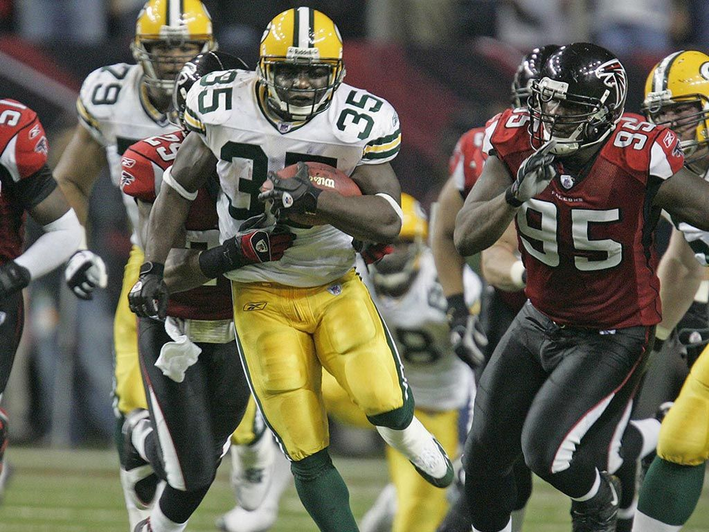 Nfl Cool Plays: Futbol Americano Packers Flacons