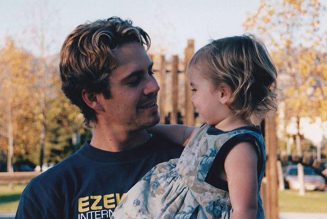 Paul Walker S Daughter Posts Birthday Tribute To Her Father Paul Walker Daughter Paul Walker Paul Walker Pictures
