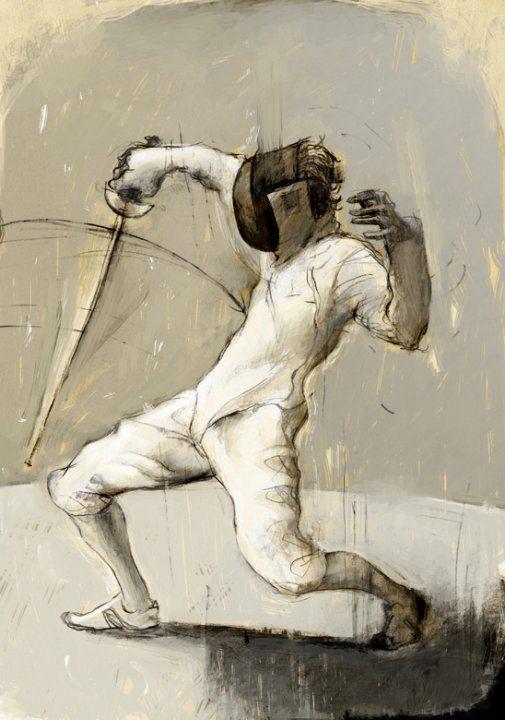 Fencer byRory Kurtz