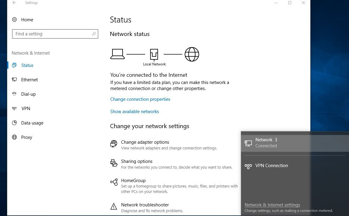 Diagnose Network And Internet Connection Problems In Windows 10 Internet Connections Networking Internet Network