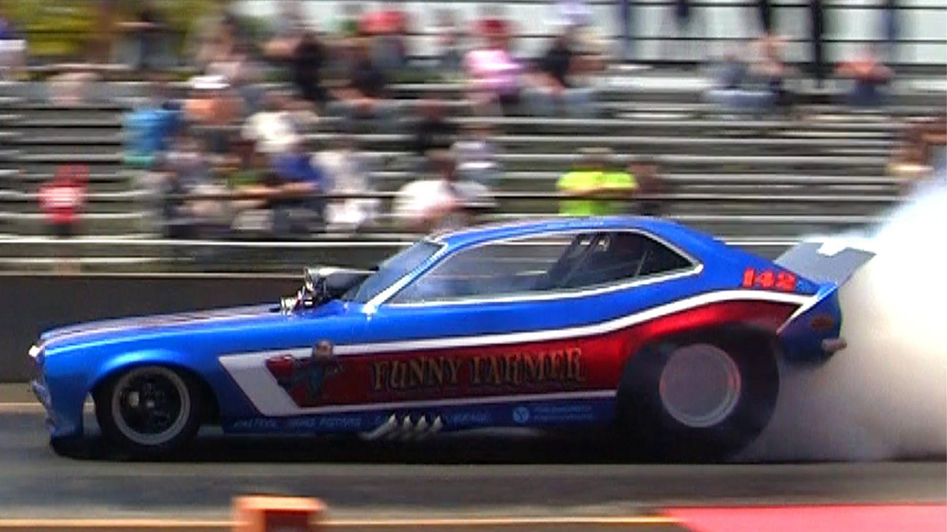 Classic Funny Car: 2013 Nostalgia Classic Funny Car Bob Rosetty Jerry Streb