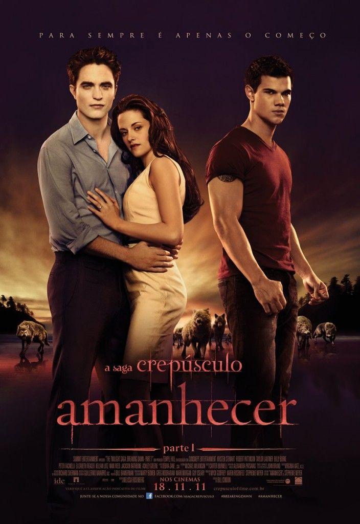 A Saga Crepusculo Amanhecer Parte 1 Twilight Saga Books