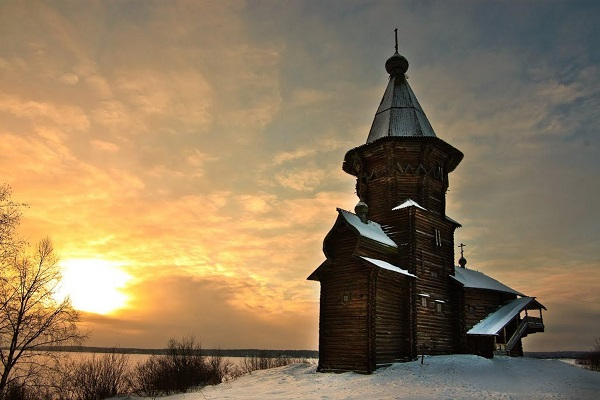 Деревянные церкви и храмы России – фото и описание в 2020 ...