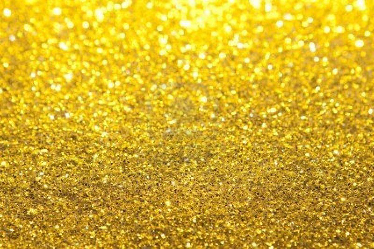 Yellow Glitter Wallpaper Gold glitter b. | Glitter me ...