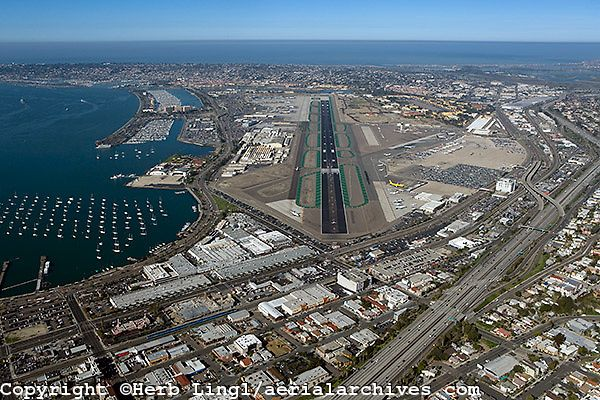 Home Town News San Diego Airport Is The Busiest Single