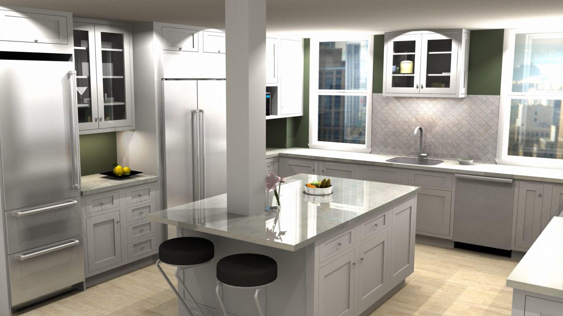 2020 Kitchen Design Requirements