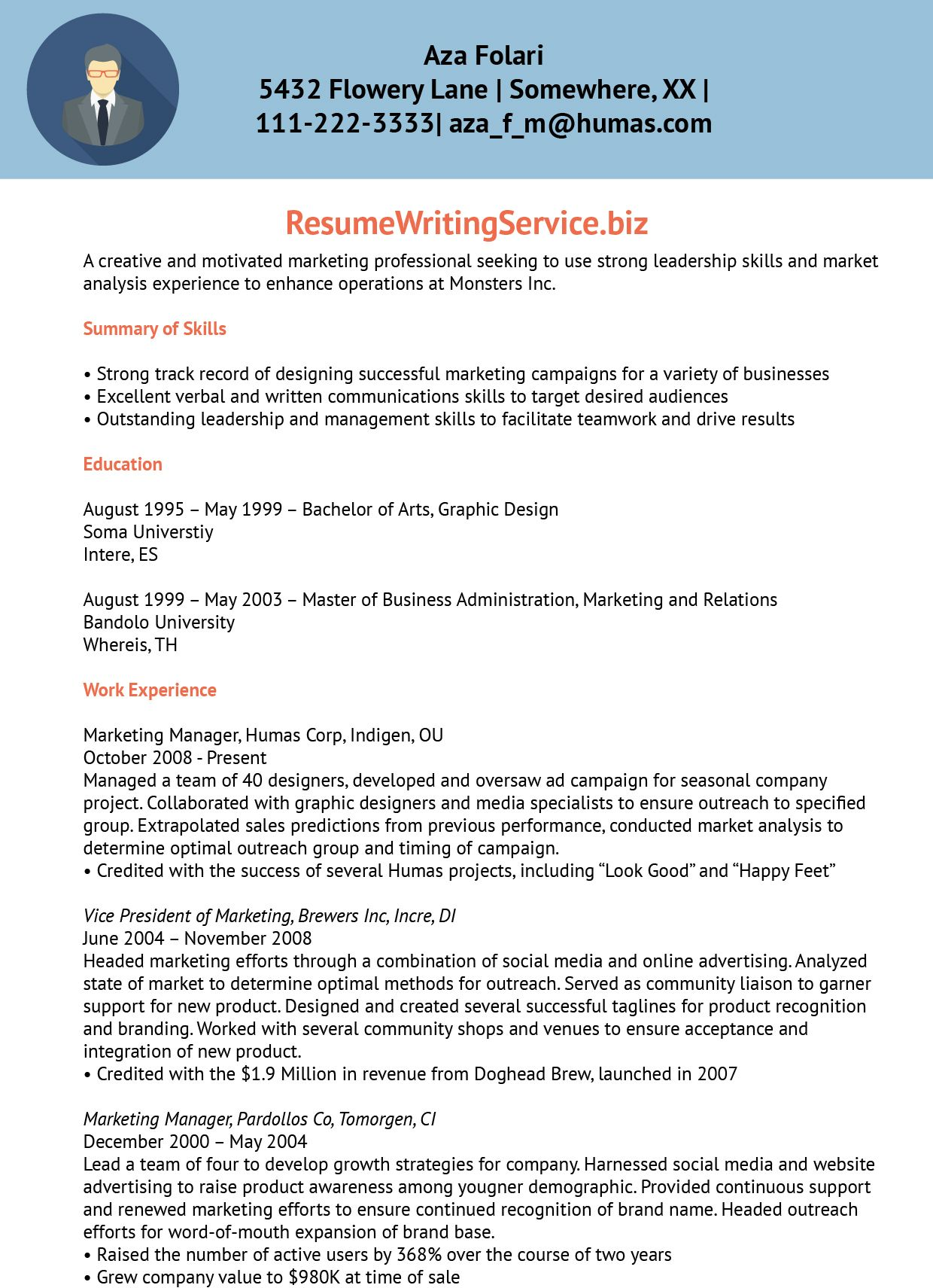 65 Awesome Photos Of Cv Examples For Marketing Manager Resume Cv Examples Marketing Resume