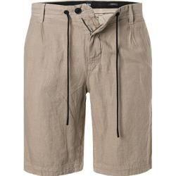 Summer Pants For Men Boss Shorts Men Linen Beige Hugo Bosshugo Boss 60sfasion Fasioncollage Fasionforteens Fasion In 2020 Summer Pants Mens Pants Hugo Boss
