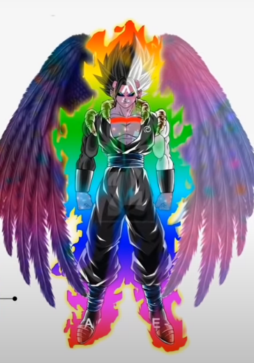 Zengito Ultra Instinct Omen Omni God Rainbow Final Form Emperor In 2021 Anime Dragon Ball Super Dragon Ball Artwork Dragon Ball Super Manga