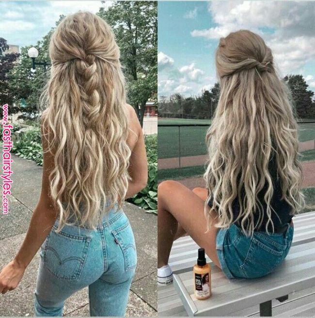 Pin by Kseniya Rubenshtern on Идеи для волос in 2019 is part of  F D  B F D  E F D  E F D  A F D  A F D  D F D  A F D  D Hair In  Hair Styles Curly Hair Styles - Pin by Kseniya Rubenshtern on Идеи для волос in 2019   Pinterest   Hair inspo, Hair and Hair styles