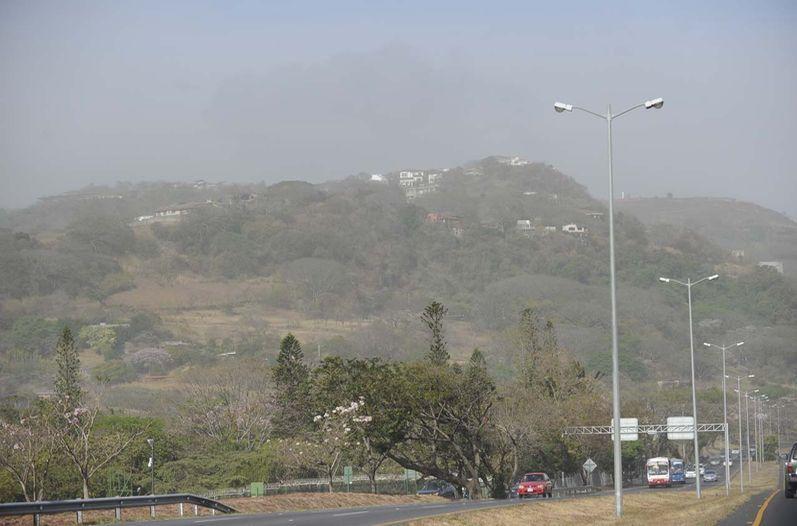 Erupción de Volcán Turrialba