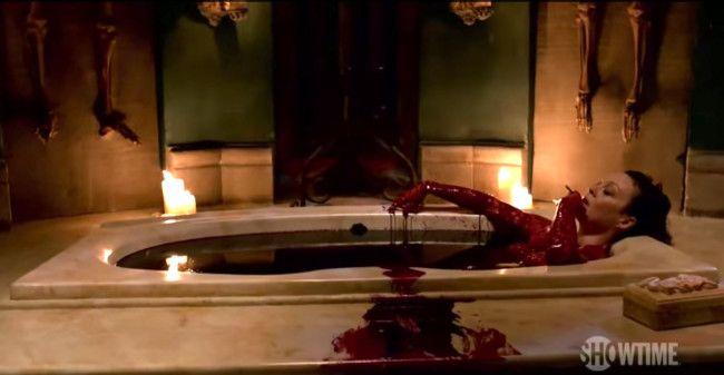 Elizabeth Bathory Penny Dreadful Pesquisa Google Vampiri Immagini Ispirazione