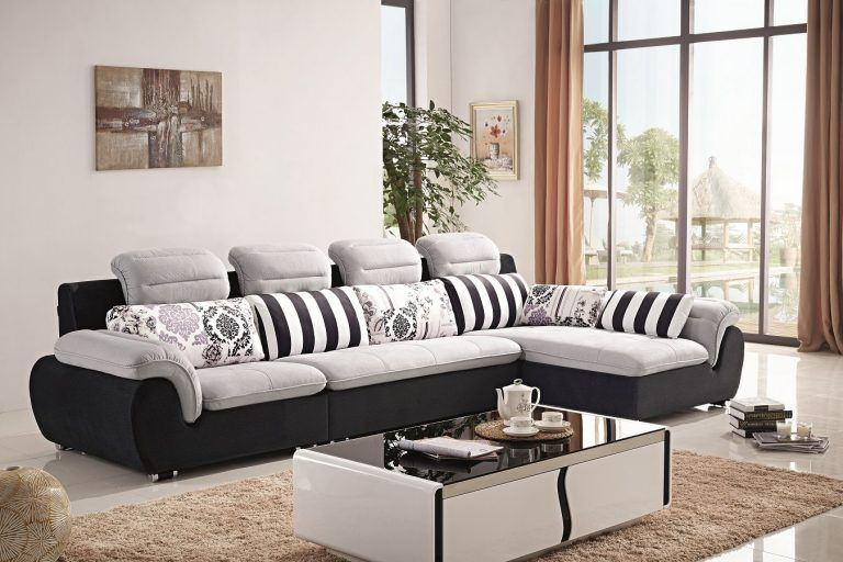 2017 Modern Corner Sofas Add A Stylish Modern Touch To Your Home In 2020 Wayfair Living Room Sets Colorful Sofa Living Room Wayfair Living Room