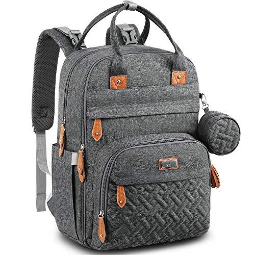 Llama Planner or Diaper Bag Laptop Backpack