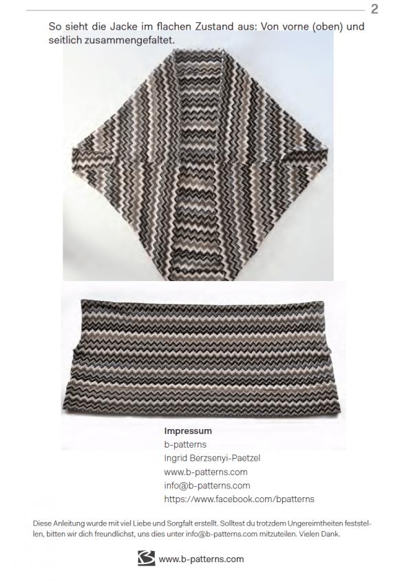 Photo of Zigzag cardigan sydd veldig raskt – HANDMADE kultur