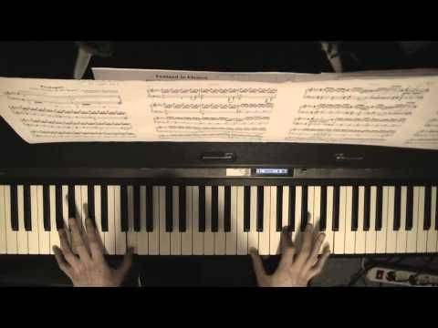 Beauty The Beast Prologue Piano Cover Alan Menken Piano