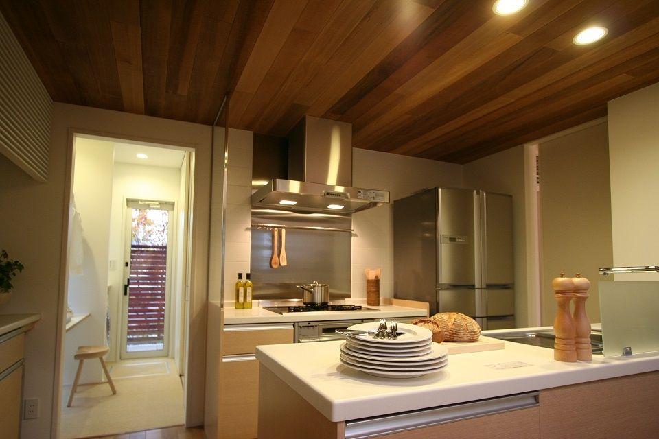 キッチン おしゃれまとめの人気アイデア Pinterest I M 住宅 写真 インテリア 積水ハウス