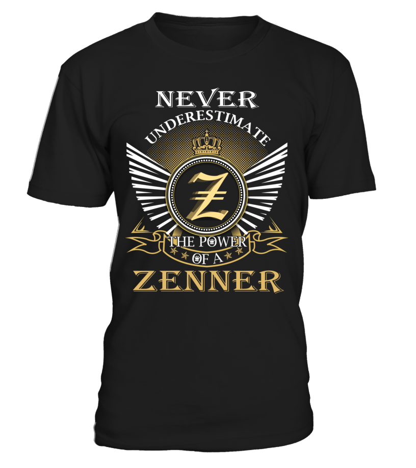 Never Underestimate the Power of a ZENNER