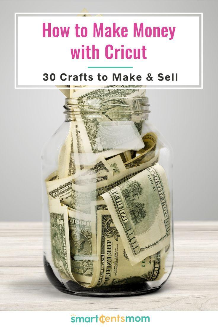 Hobbies That Make Money: Making Money With Cricut