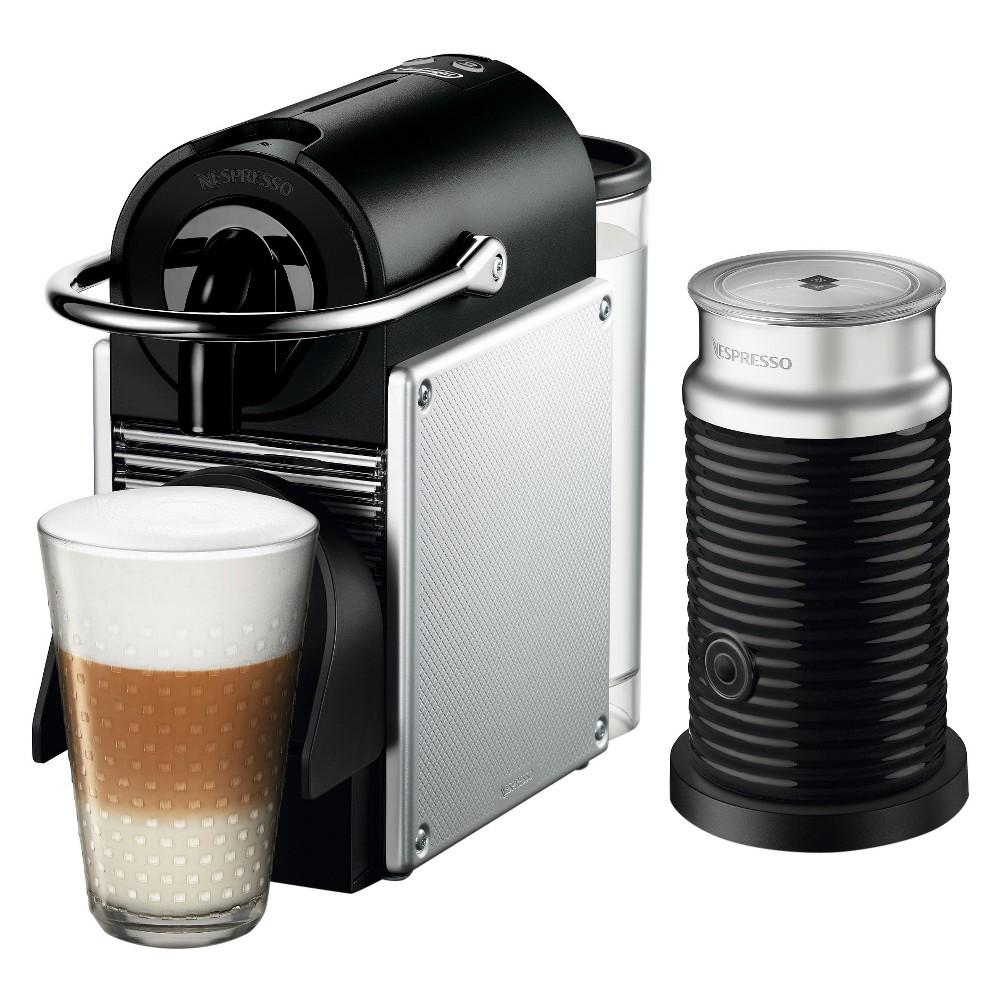 Nespresso Pixie Espresso Machine by De'Longhi with