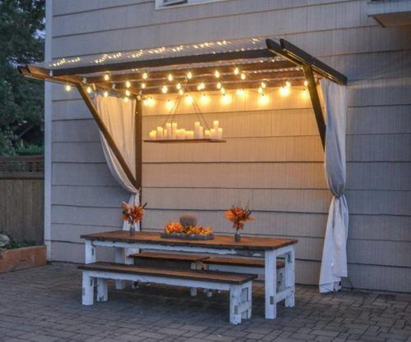 Photo of 20 Awesome DIY Backyard Projects 2017