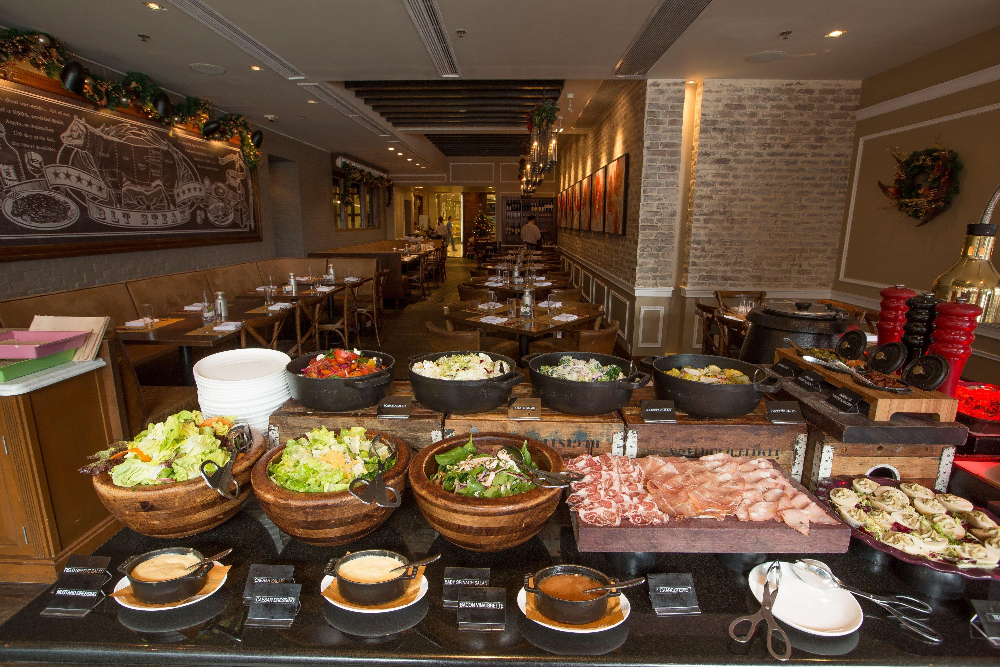 Restaurant Blt Steak Tsim Sha Tsui Hong Kong Vegetable Side Dishes Blt Prime Steak