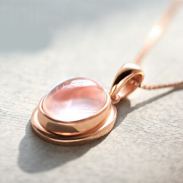 Find More Pendants Information about New Fashion Rose Gold Round Pendant Pink Simulated Gemstone Jewelry Women Ball Necklace Collares Colgantes 2015 Ulove DN02,High Quality jewelry assortment,China jewelry female Suppliers, Cheap jewelry kiln from ULOVE Fashion Jewelry on Aliexpress.com