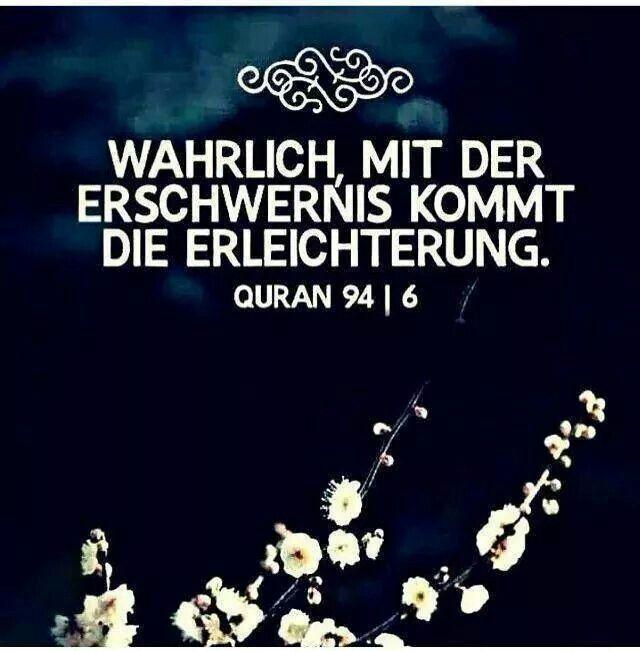 Quran   Lebensweisheiten Zitate Bilder Islam Koran