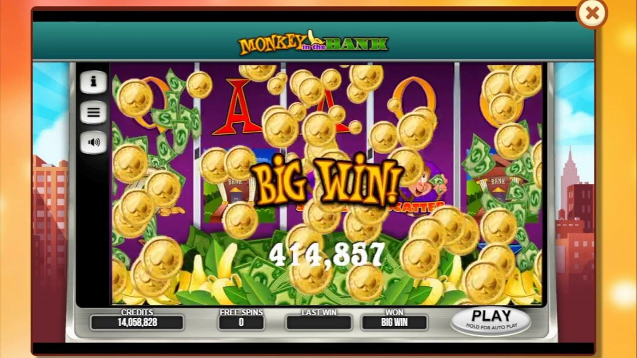 We have money in the bank with this new Mypalacasino App
